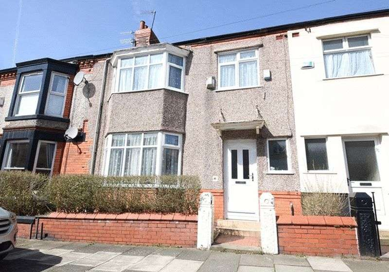 4 Bedrooms Property for sale in Courtland Road, Mossley Hill, Liverpool, L18