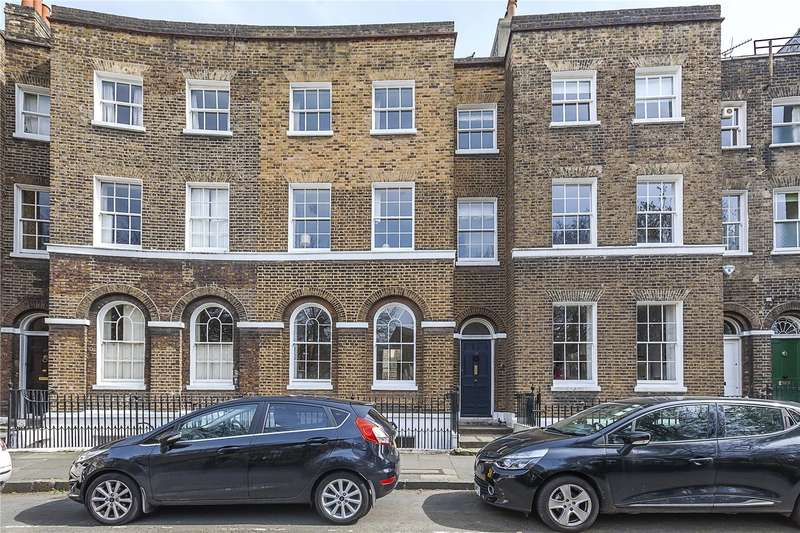 7 Bedrooms Terraced House for sale in Gloucester Circus, London, SE10