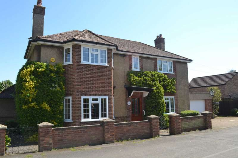 4 Bedrooms Detached House for sale in Church Street, March