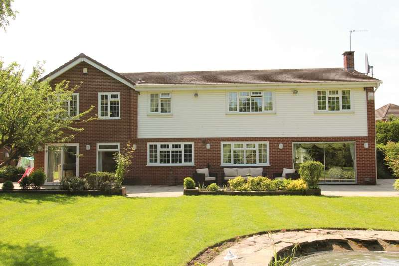 6 Bedrooms Detached House for sale in MILVERTON DRIVE, Bramhall