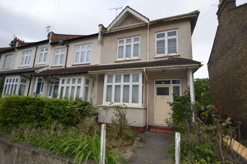 3 Bedrooms End Of Terrace House for sale in Parkhurst Road, London