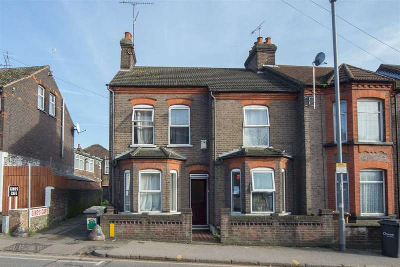 6 Bedrooms End Of Terrace House for sale in Old Bedford Road, Luton