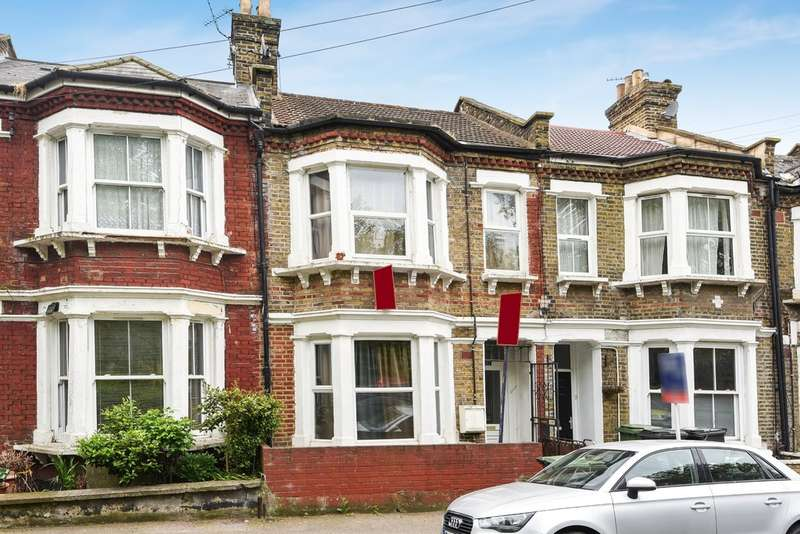 5 Bedrooms Terraced House for sale in Childeric Road, New Cross