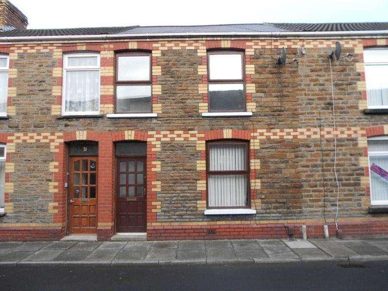 3 Bedrooms Terraced House for rent in John Street, Fairfield, Port Talbot, .