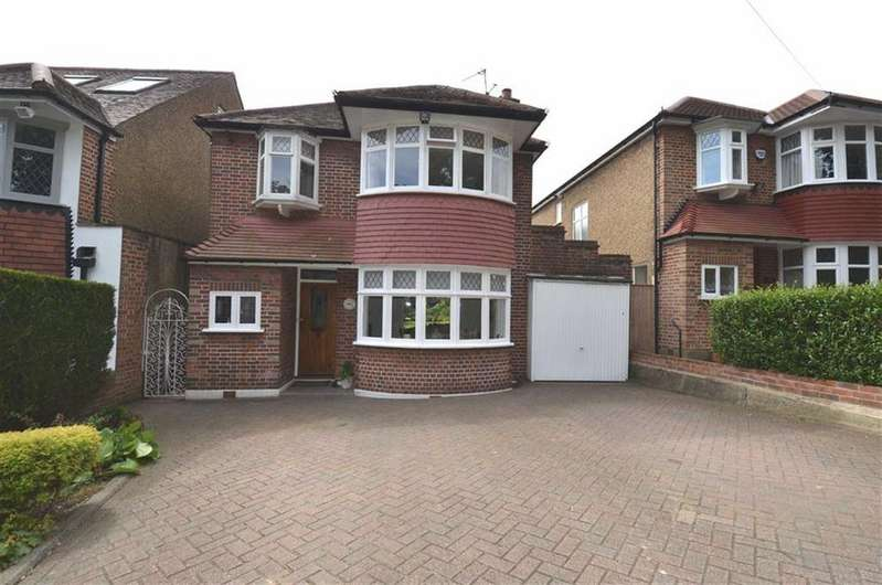 3 Bedrooms House for sale in Coppice Walk, Totteridge