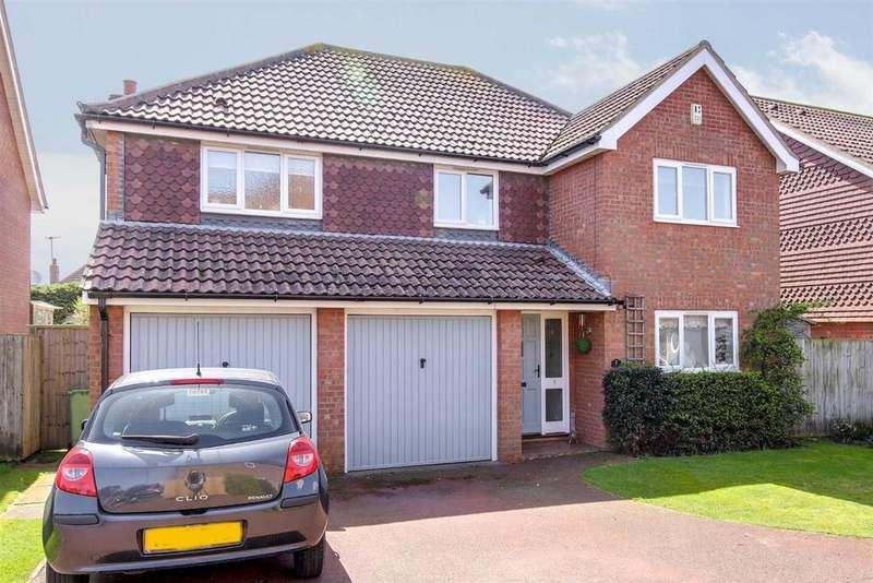 5 Bedrooms Detached House for sale in Wellington Park, Seaford