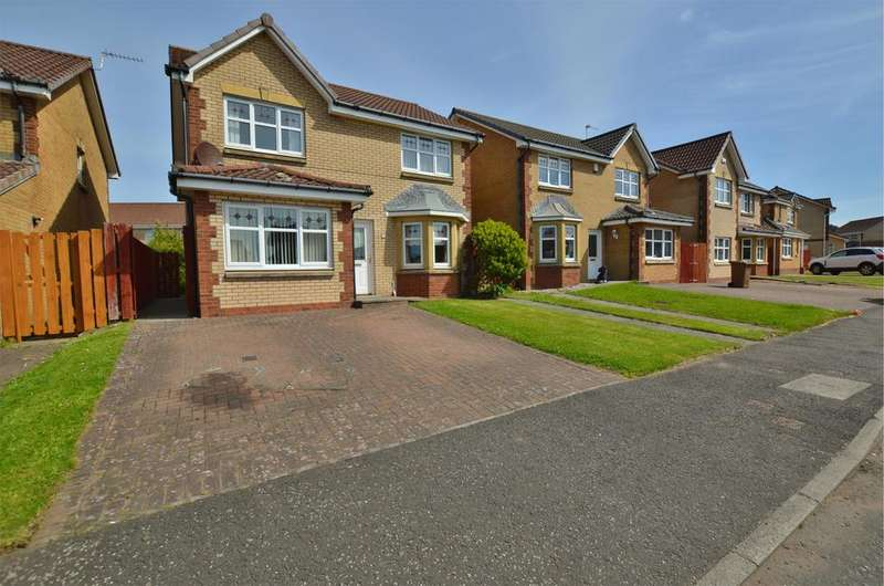 3 Bedrooms Detached House for sale in 40 Corsankell Wynd, SALTCOATS, KA21 6HY