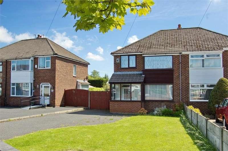 3 Bedrooms Semi Detached House for sale in Legh Road, Haydock, ST HELENS, Merseyside