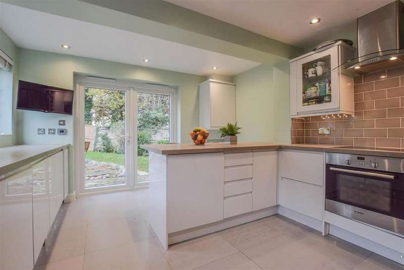 3 Bedrooms End Of Terrace House for sale in Temple Court, Bengeo