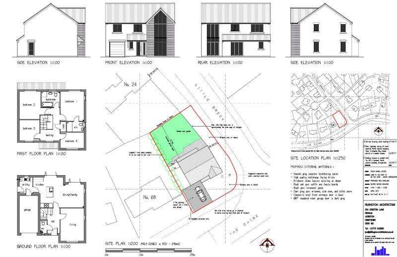 Land Commercial for sale in Land at the Junction of Little Breck The Chine The Chine Broadmeadows DE55 3AN