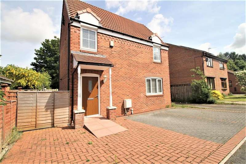 3 Bedrooms Detached House for sale in Cedarwood Glade, Stainton