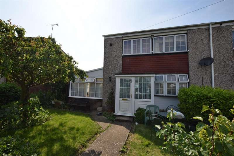 3 Bedrooms End Of Terrace House for rent in First Avenue, Canvey Island