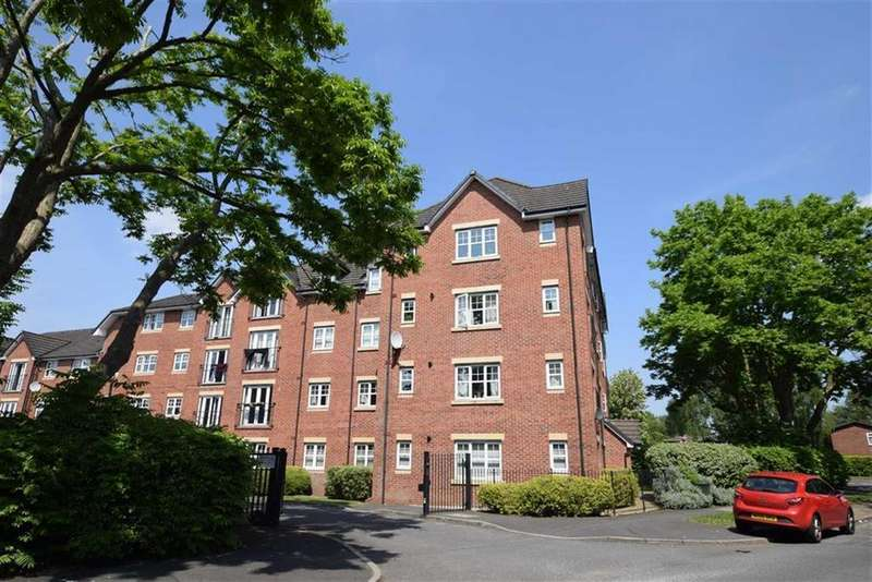 2 Bedrooms Apartment Flat for sale in Delamere Place, Northern Moor, M23