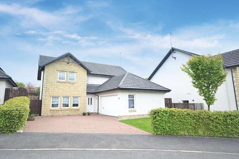 4 Bedrooms Detached Villa House for sale in 33 Glazert Road, Dunlop, KA3 4DE