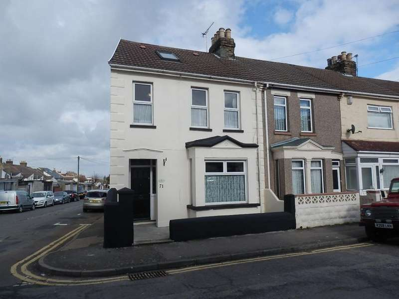4 Bedrooms Semi Detached House for sale in POETS CORNER