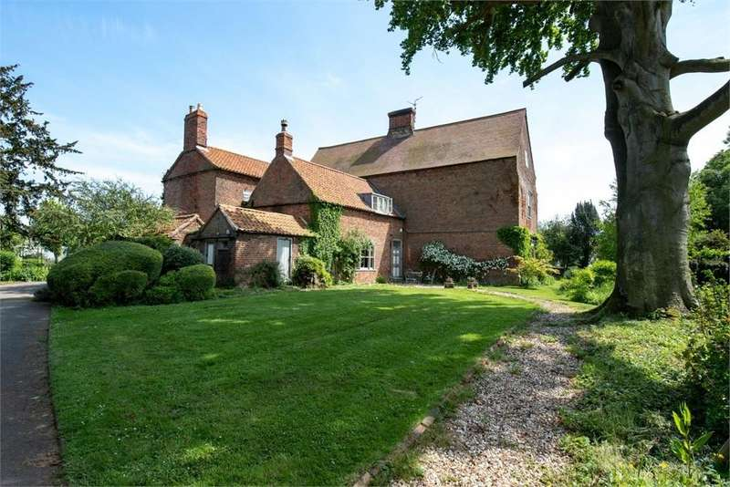 7 Bedrooms Detached House for sale in Wykes Lane, Donington, Spalding, Lincolnshire