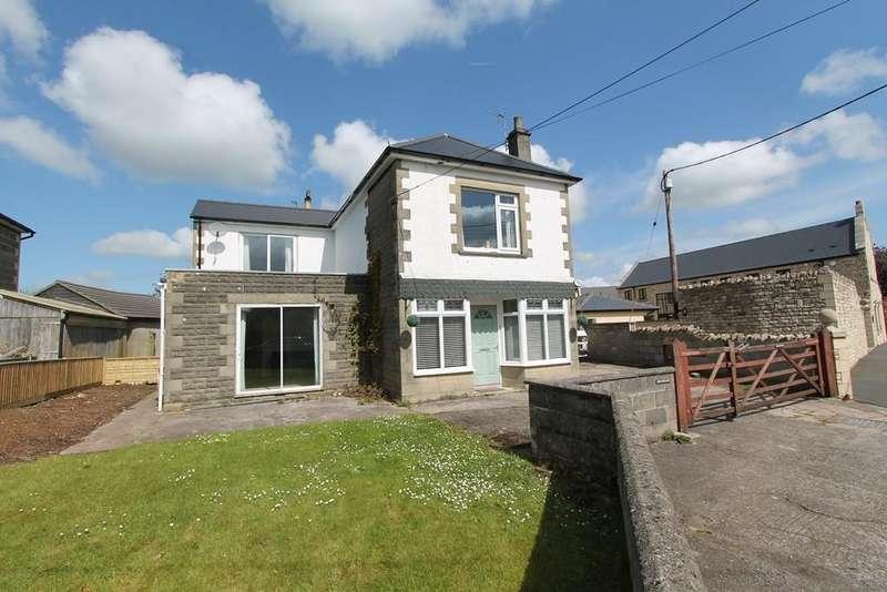 4 Bedrooms Detached House for sale in Farrington Road, Paulton, Bristol