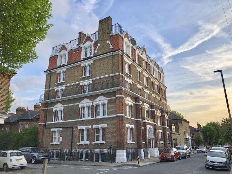 2 Bedrooms Property for sale in Ashbury Road, Battersea