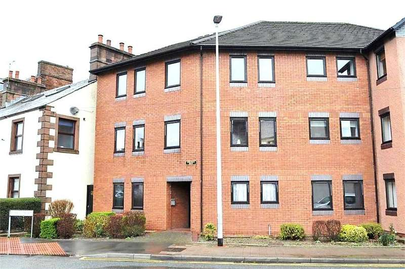 2 Bedrooms Flat for sale in Whelpdale House, Roper Street, Penrith, Cumbria