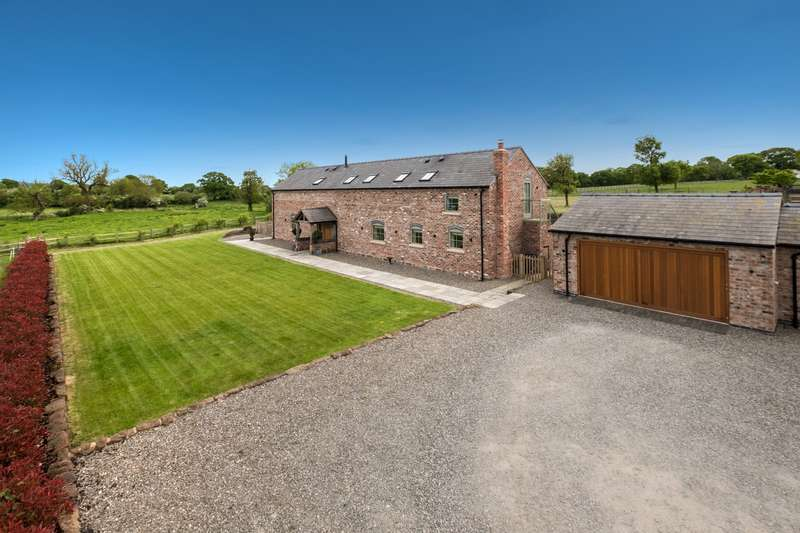5 Bedrooms House for sale in 5 bedroom Barn Conversion Detached in Great Barrow