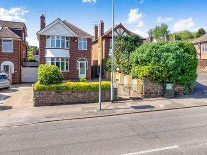 3 Bedrooms Detached House for sale in Westdale Lane, Carlton, Nottingham, Nottinghamshire
