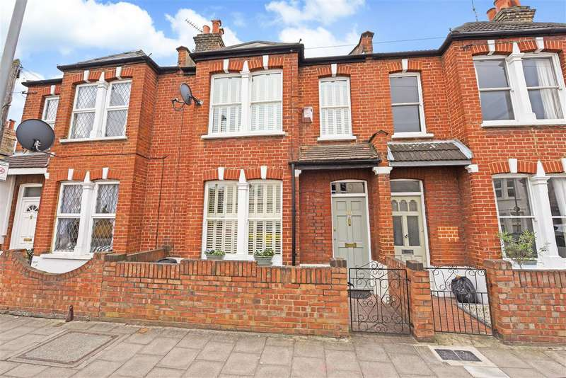 3 Bedrooms Terraced House for sale in Pevensey Road, Tooting