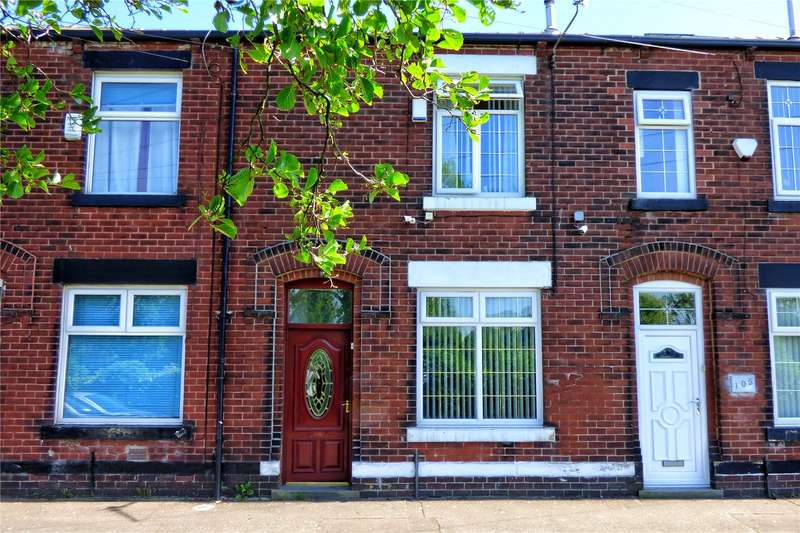 2 Bedrooms Terraced House for sale in Osborne Street, Rochdale, Greater Manchester, OL11