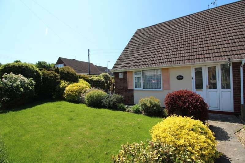 2 Bedrooms Semi Detached House for sale in Anchor Way, Pill, Bristol, BS20