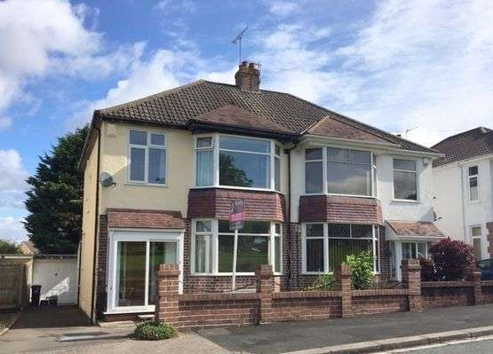 3 Bedrooms Semi Detached House for rent in Abbots Way, Horfield