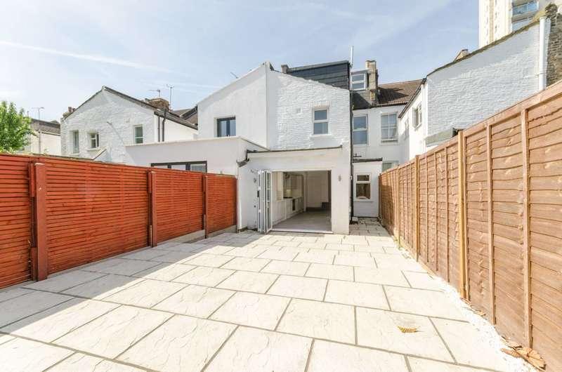 4 Bedrooms House for sale in De Morgan Road, Fulham, SW6