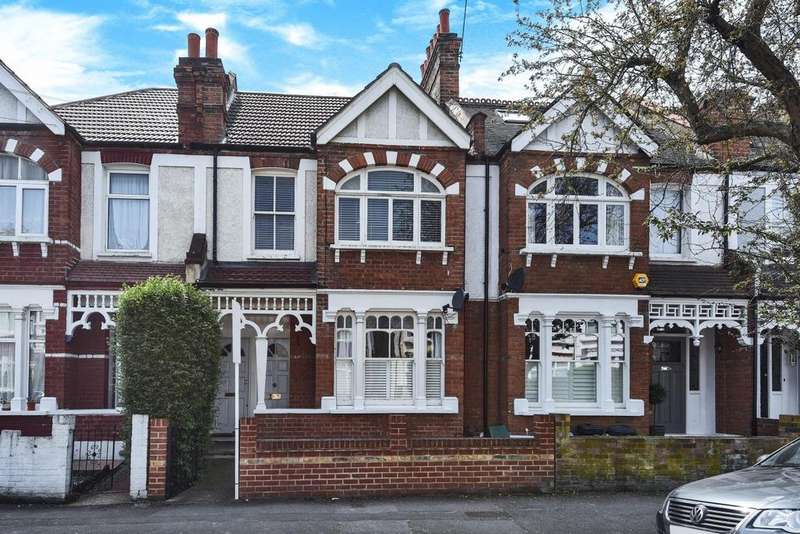 1 Bedroom Flat for sale in Durnsford Avenue, Wimbledon Park