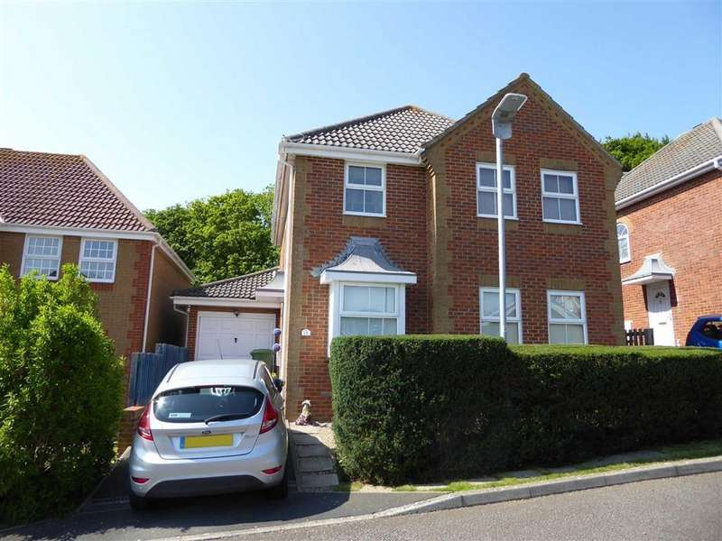 4 Bedrooms Detached House for sale in Whittlewood Close, St Leonards-on-sea, East Sussex