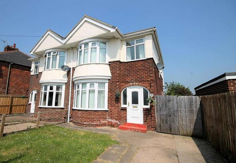 3 Bedrooms Semi Detached House for sale in Grangefield Road, Stockton-On-Tees