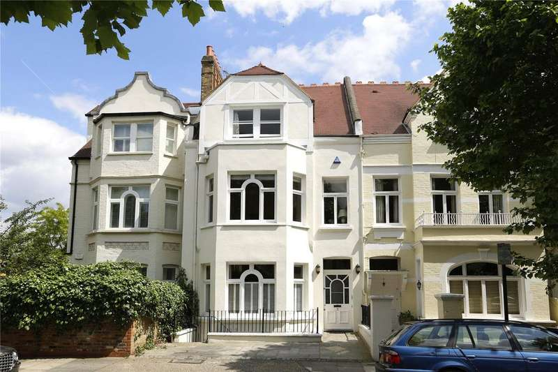 6 Bedrooms Terraced House for sale in Ranelagh Avenue, Fulham, London, SW6