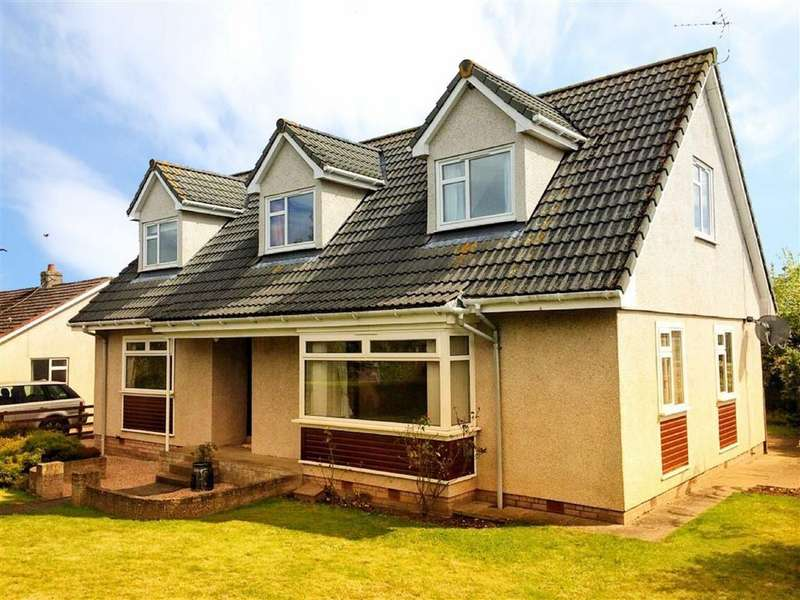 4 Bedrooms Detached House for sale in 4, Murray Row, Balmullo, Fife, KY16