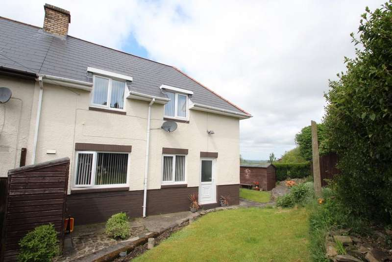 3 Bedrooms Semi Detached House for sale in The Promenade, Consett