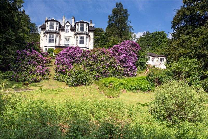 8 Bedrooms Detached House for sale in Abbots Brae Hotel, Cottage Land, 55 Bullwood Road, Dunoon, Argyll and Bute