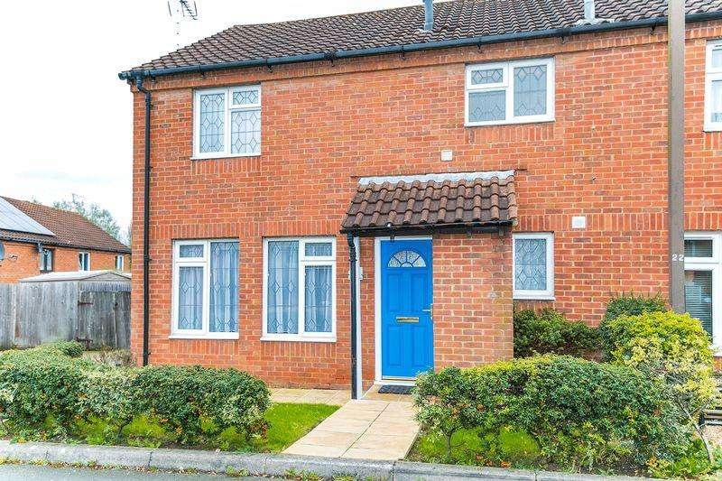 3 Bedrooms Terraced House for sale in Nicholas Mead, Milton Keynes