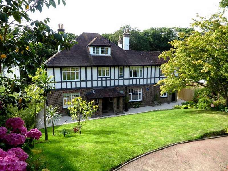 6 Bedrooms Detached House for sale in St Helen's Park Road, Hastings, East Sussex