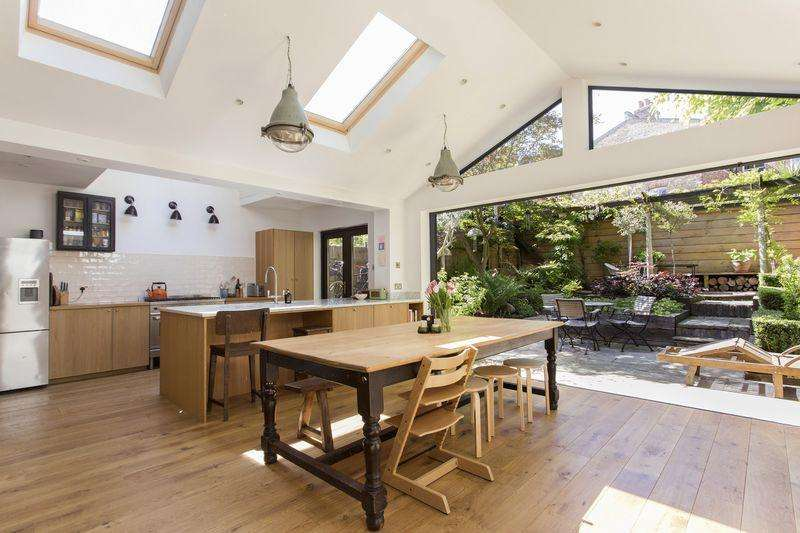 2 Bedrooms Apartment Flat for sale in Ashley Road, Crouch End, N19