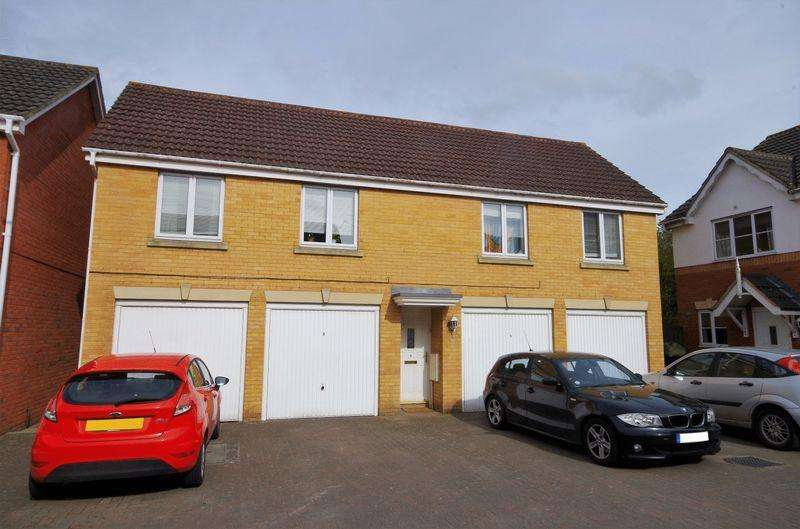 2 Bedrooms Detached House for sale in Corinum Close, Emersons Green, Bristol
