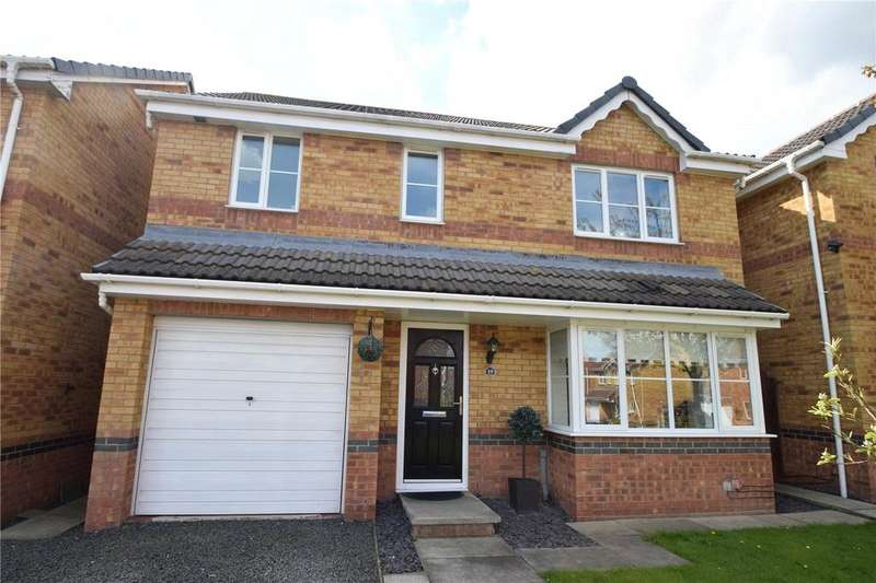 4 Bedrooms Detached House for sale in Hazel Dene Way, Seaham, Co Durham, SR7