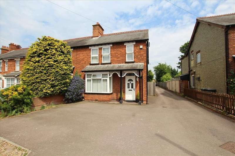 4 Bedrooms Semi Detached House for sale in Drove Road, Biggleswade, SG18