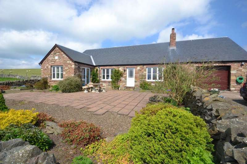 3 Bedrooms Bungalow for sale in Thistle Cottage, Glebe Farm Chesters, TD9 8TH