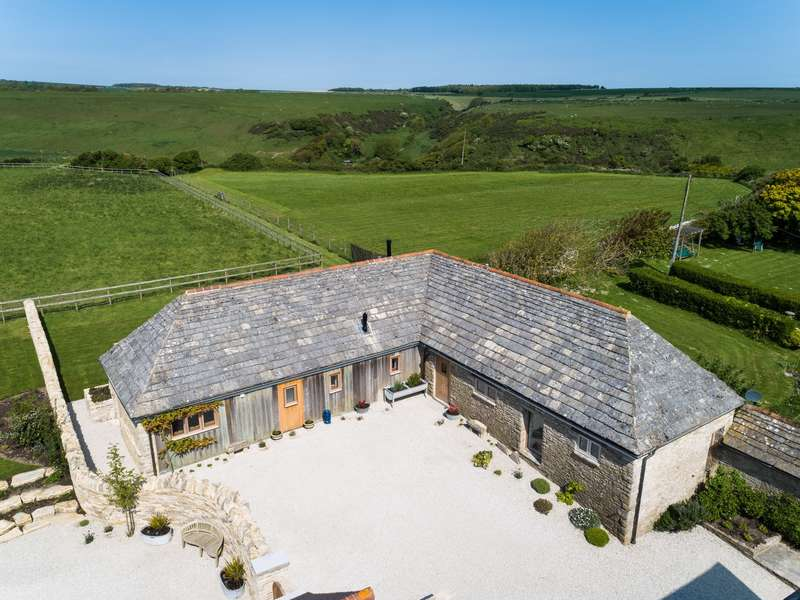 3 Bedrooms Detached House for sale in WORTH MATRAVERS