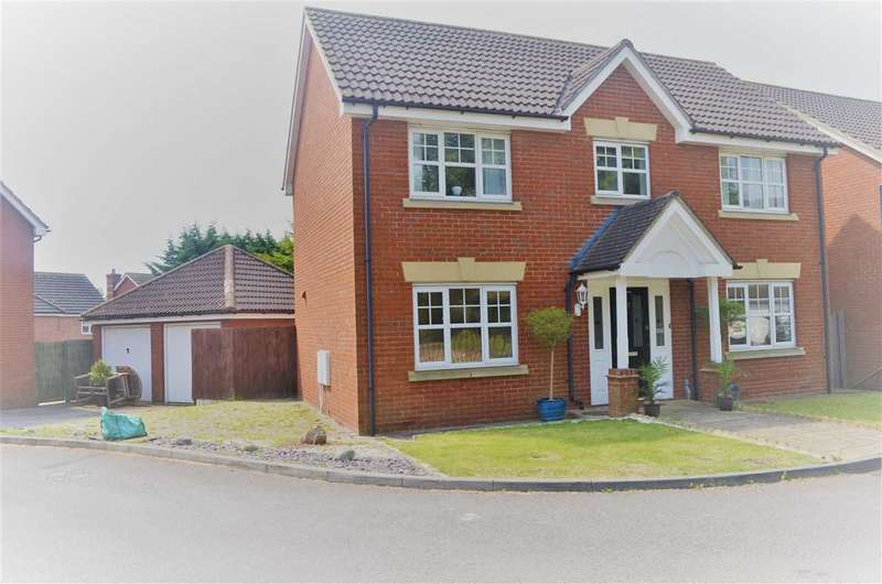 4 Bedrooms Detached House for rent in Hoveton Way, Chigwell, Ilford