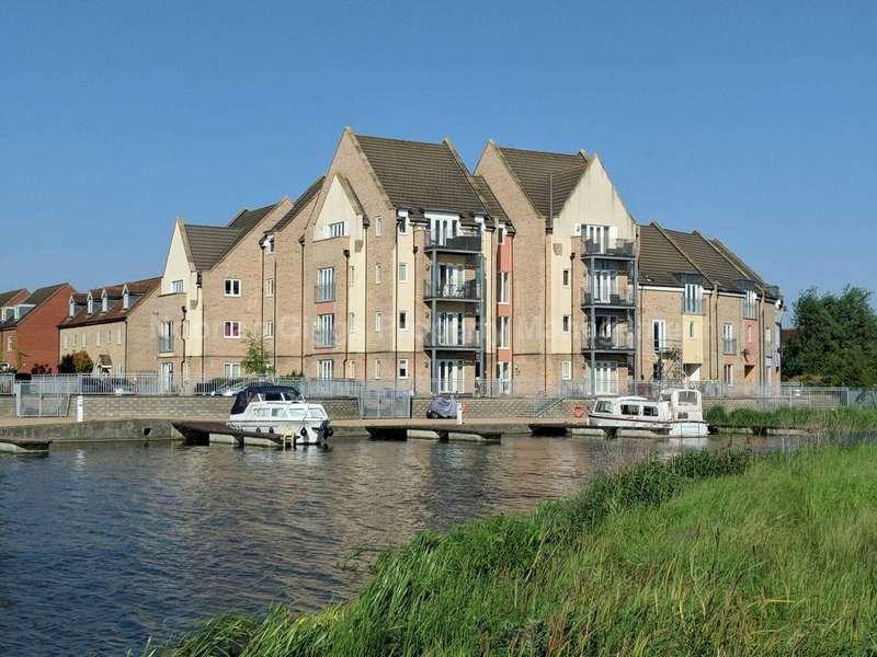 2 Bedrooms Flat for rent in Bevington Way, Eynesbury