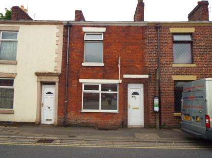 2 Bedrooms Terraced House for sale in Chorley Road, Walton-Le-Dale, Preston, Lancashire