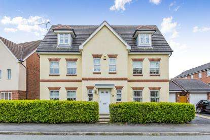 6 Bedrooms Detached House for sale in Hawksey Drive, Nantwich, Cheshire