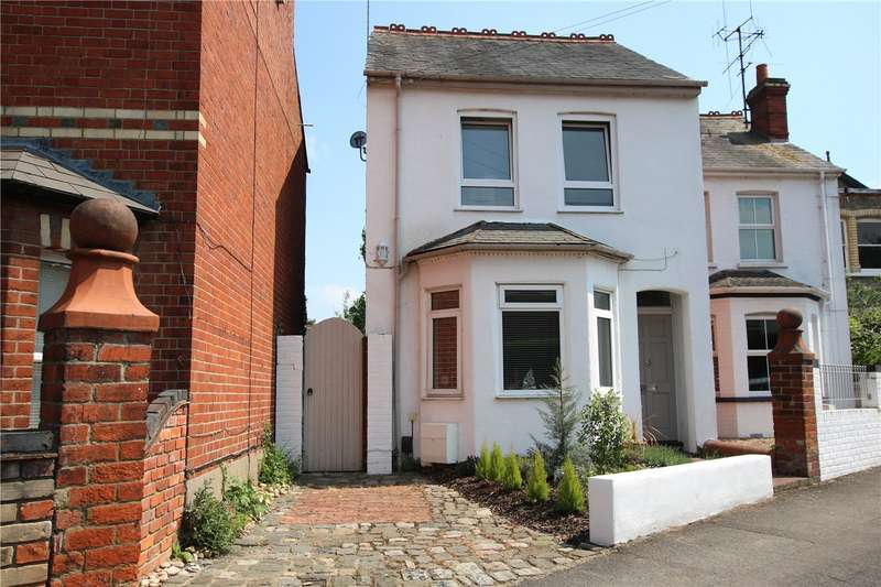 3 Bedrooms Semi Detached House for sale in Wilson Road, Reading, Berkshire, RG30